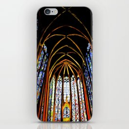 Sainte Chapelle iPhone Skin