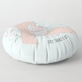 Shake It Out Floor Pillow