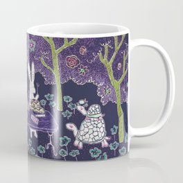 Tea Party in the Curious Forest Coffee Mug