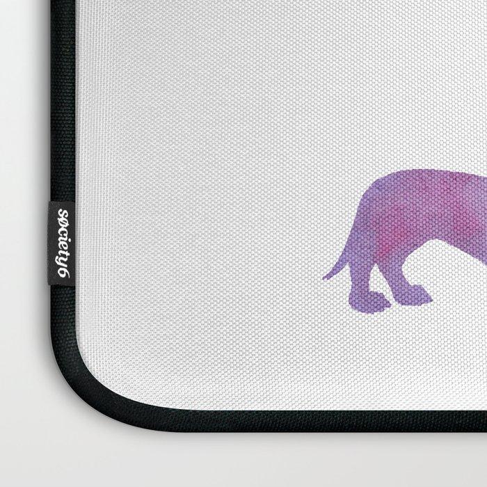 Art Dachshunds Laptop Sleeve