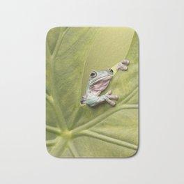 White's Tree Frog Bath Mat
