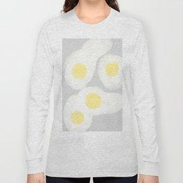 Egg / poster, art print, pictures, scandinavian, nursery, deco, saying, christmas, sarcasm, eg Long Sleeve T-shirt