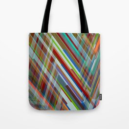 Abstract Composition 610 Tote Bag