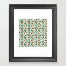 Oh My, Cherry Pie! (Smaller Print) Framed Art Print