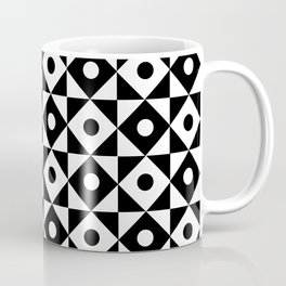 Monochrome Fantasy III Coffee Mug
