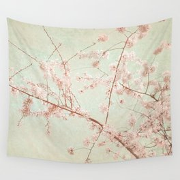 """""""Pink Rapture"""" Wall Tapestry"""