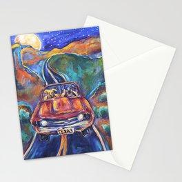 Big Bend Road Trip Stationery Cards