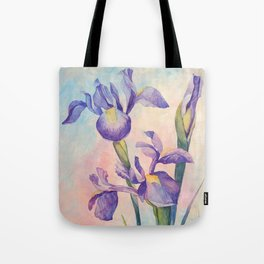 Angel Iris - Joyful Tote Bag