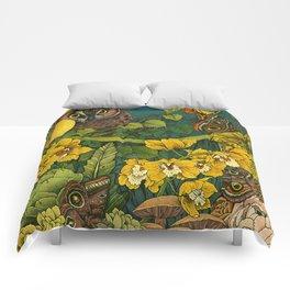 Aureate Comforters