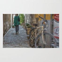 Alley in Sorrento Rug