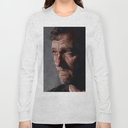 Richard From The Kingdom - The Walking Dead Long Sleeve T-shirt