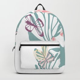 Butterfly dancing Backpack