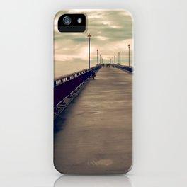 Christchurch Pier iPhone Case
