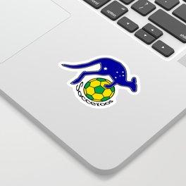 Australia Socceroos ~Group C~ Sticker