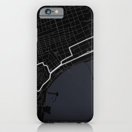 Baku Street Circuit Azerbaijan iPhone Case