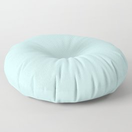 Pretty Light Blue Floor Pillow