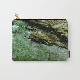 Green Water Carry-All Pouch