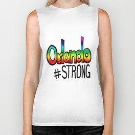 Orlando #strong Biker Tank