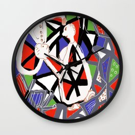 Dentists for dummies Wall Clock