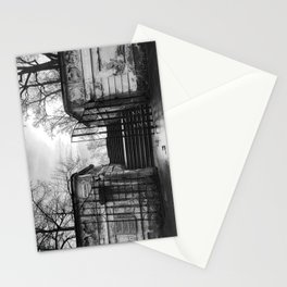 Krumlov Castle Garden Stationery Cards