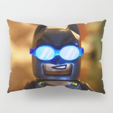 Beach Bat Pillow Sham
