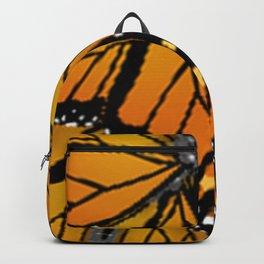 MONARCH BUTTERFLIES MONTAGE NATURE DESIGN Backpack