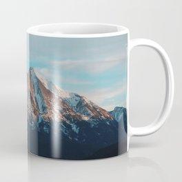 Mount Sopris Sunset 3/19/17 Coffee Mug