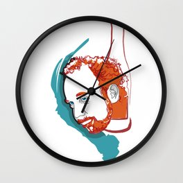 Paul Giamatti - Miles - Sideways Wall Clock
