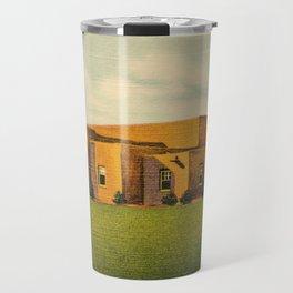 Old  Days in Albuquerque Travel Mug