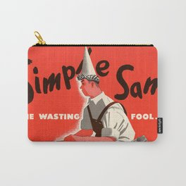 Simple Sam Carry-All Pouch
