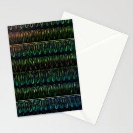 Lite Brite Stationery Cards