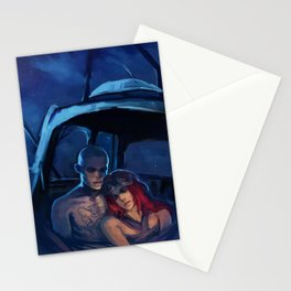 Nux & Capable Stationery Cards