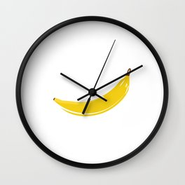 "Funny Adult Humor Shirt For Adults ""That Banana"" T-shirt Design Naughty Fuck Sex Vagina Sexual Wall Clock"