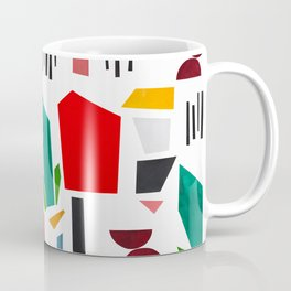 crystals Coffee Mug