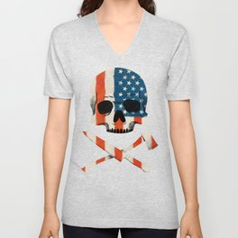 American P$ycho Unisex V-Neck