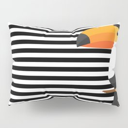 TOUCAN tropical toucans Pillow Sham