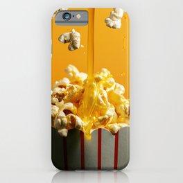 Concept: Popcorn Explosion iPhone Case
