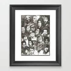 Timeless (Aged Version) Framed Art Print