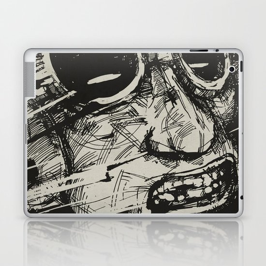 Speed Of Life II. Laptop & iPad Skin
