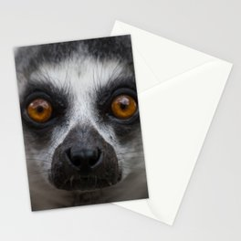 Lemur Love Stationery Cards