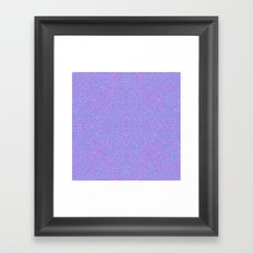 overlapping ovals Framed Art Print