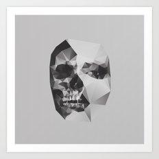 Life & Death. Art Print