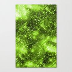 Dazzling Series (Green) Canvas Print