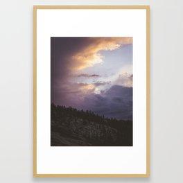 Tioga Pass | Yosemite, California | John Hill Photography Framed Art Print