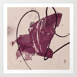 missing album artwork 01 Art Print
