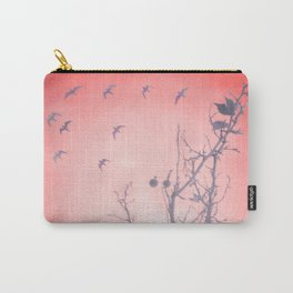 Spring Frost Carry-All Pouch