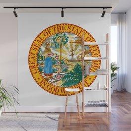 Florida State Seal Wall Mural