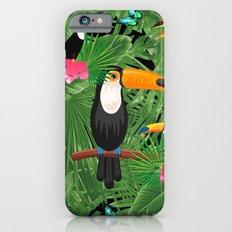 Toucan tropic  Slim Case iPhone 6s