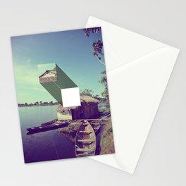 Stitched Amazon Stationery Cards