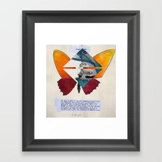 Untitled 0.555 Framed Art Print